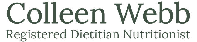 Colleen Webb, Clinical Nutritionist
